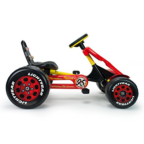 Cars 3 - Go Kart, Color Rojo (Injusa...
