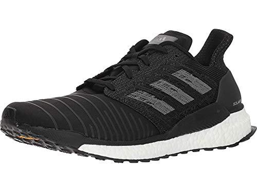 adidas Men's Solar Boost, Black/Grey/White, 6.5 M...