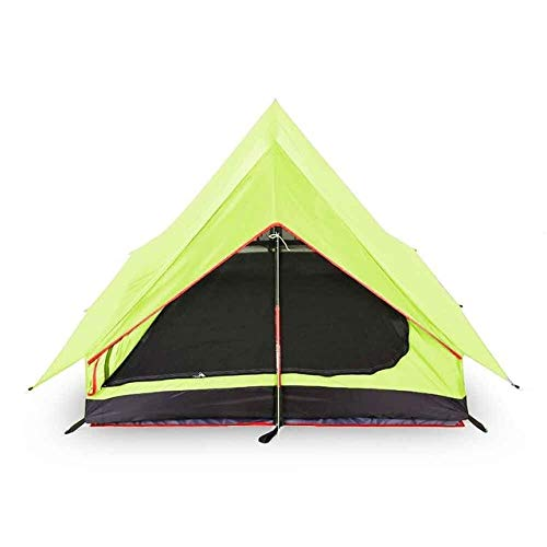 Mdsfe Outdoor Tent Pole Less Portable A-shaped Camping Tent Ultra Light   Tents Outdoor Camping Outdoor Equipment Camping Supplies-CQ01-02