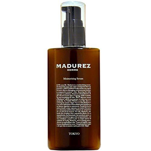 MADUREZ(マドゥレス) 【メンズ】化粧水 オールインワン 100ml(約3ヶ月分) アフターシェーブ ローション 30...