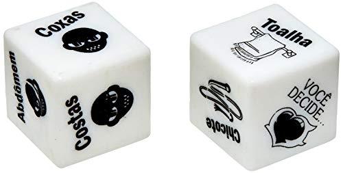 Dado Sado Spanking, 50 Tons de Cinza, 2 Unidades, Sexy Fantasy