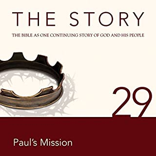 The Story, NIV: Chapter 29 - Paul's Mission (Dramatized) cover art