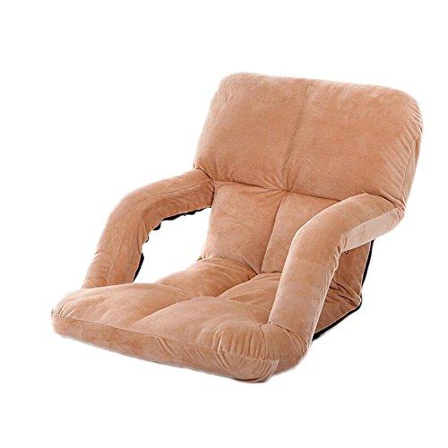 XING ZI LAZY SOFA L-R-S-F Canapé Paresseux, Fauteuil à Main Courante, canapé Pliant Simple, Chaise Informatique pour lit, canapé Balcon (Couleur : # 2)