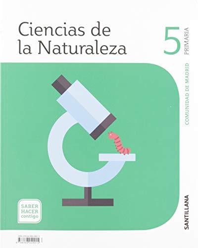 comprar CIENCIAS DE LA NATURALEZA 5 PRIMARIA SABER HACER CONTIGO