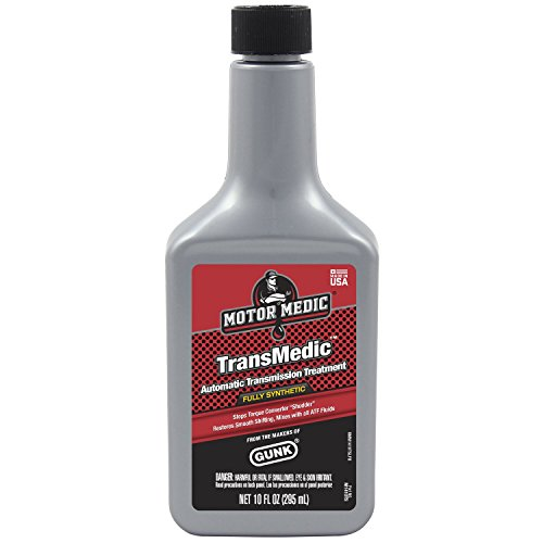 Niteo Motor Medic M1410TS Trans Medic Automatic Transmission Treatment (Fully Synthetic) - 10 oz.