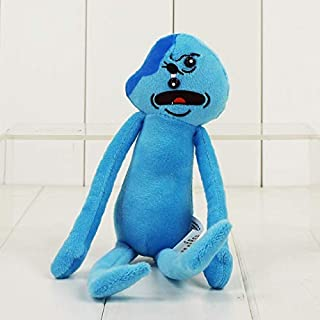 EXTOY 25Cm Plush Toy Sanchez Morty Smith Mr Meeseeks Jerry Summer Poopybutthole Happy Sad Scientist Stuffed Dolls Toddler Must Haves Friendship Gifts Childrens Favourites Superhero UNbox Yourself