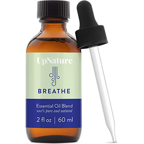 Breathe Essential Oil Blend 2 OZ – Breathe Easy for...