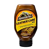 Armor All Car Leather Conditioner Gel, Interior Cleaner for Cars, Truck and Motorcycle, Cleans and Conditions, 18 Fl Oz, 9963
