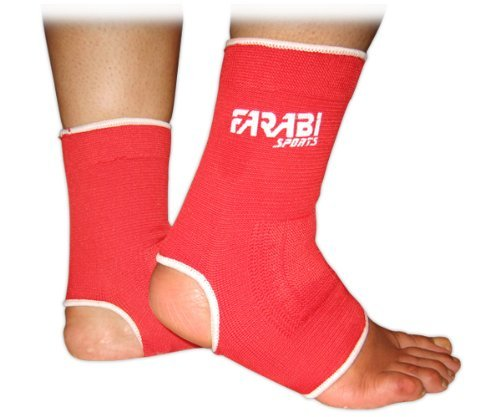 enkel ondersteuning voet steun pull over brace trauma reliëf enkelband mma brace maat S/M