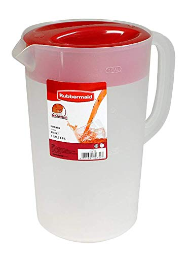 1 gallon mixing pitcher - 7