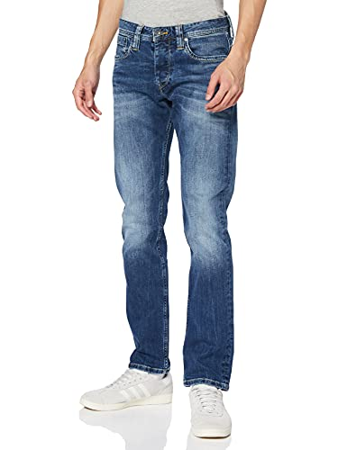 Pepe Jeans Herren Jeans Pepe Jeans, 11oz Streaky Stretch Med, 38W / 32L