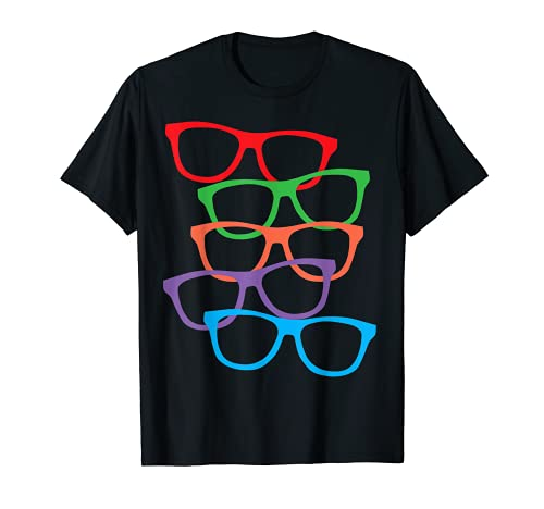 Glasses Print, Perfect for Adults or Kids with Glasses T-Shirt