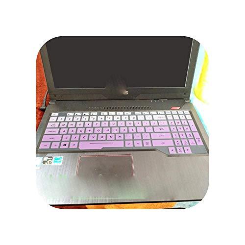 F-pump Funda protectora para teclado para portátil Asus Tuf Gaming Fx505 Fx505Ge Fx505Dv Fx505G Fx 505 Gd Dt Gm Fx505Gd Fx505Dt 15.6''