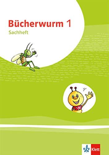 Bücherwurm Sachunterricht 1. Ausgabe für Brandenburg, Mecklenburg-Vorpommern, Sachsen-Anhalt, Thüringen: Arbeitsheft Klasse 1 (Bücherwurm. Ausgabe ab 2019)