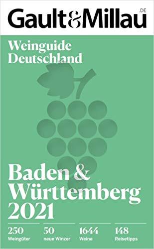 Gault&Millau Deutschland Weinguide Baden & Württemberg 2021