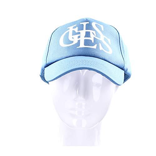 Guess AW8044COT01 - Gorra, diseño de Mujer Azul Talla única
