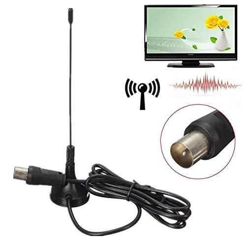 Hete-supply 1080P DVB-T TV HDTV Antenne Digital VHF UHF 50 Meilen 5dBi Antenne Starke magnetische Basis für Signalverstärker