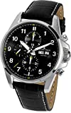 Jacques Lemans Liverpool 1-1750A Cronografo automatico uomo Swiss Made