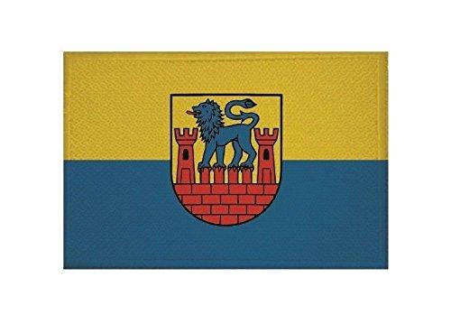 U24 Aufnäher Wittingen Fahne Flagge Aufbügler Patch 9 x 6 cm