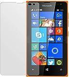 dipos I 6X Schutzfolie matt kompatibel mit Microsoft Lumia 532 Folie Bildschirmschutzfolie
