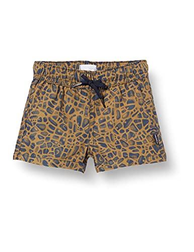 Noppies Baby-Jungen B Swim Briefs-Shorts Tuxford Badehose, Bistre-P671, 74-80
