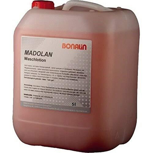 Bonalin Waschlotion Madolan Seifencreme weiß 5 Liter Kanister PH-neutral · hautschonend