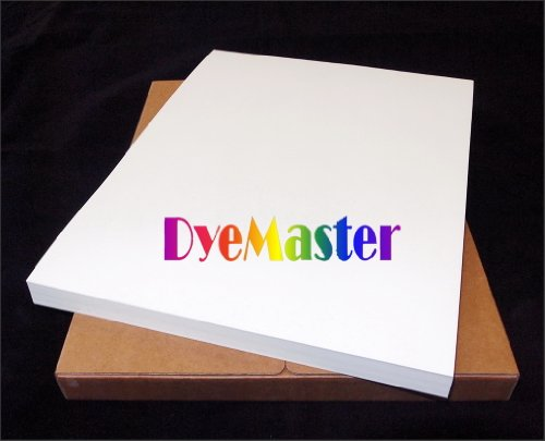 DyeMaster 8.5 x 11' Sublimation Paper...