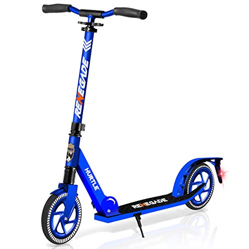 Scooter – Scooter for Teenager – Kick Scooter...