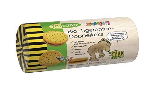 Frusano Tigerenten-Doppelkeks bio 90g