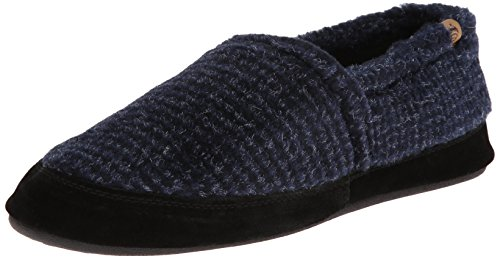 Acorn Women's Men's Moc with Premium Memory Foam, Blue...