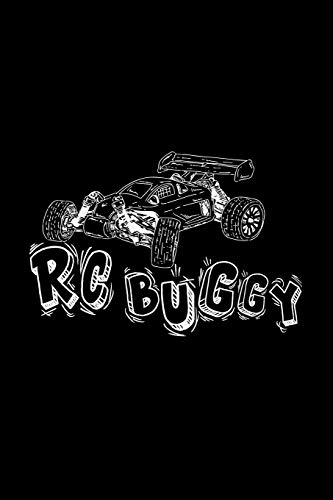 RC Buggy: 6x9 RC | dotgrid | dot grid paper | notebook | notes