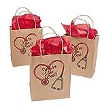 Medium Nurse Craft Bags (Sets of 12) - Party...