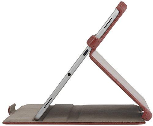 StilGut UltraSlim Hülle, Tasche mit Stand- & Präsentationsfunktion kompatibel mit Samsung Galaxy Tab S3, (9.7