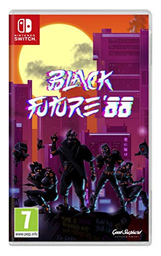 Black Future '88 pour Nintendo Switch