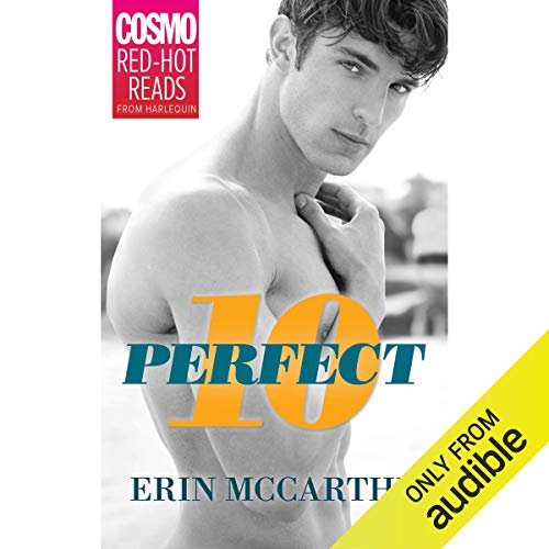 Perfect 10 audiobook cover art