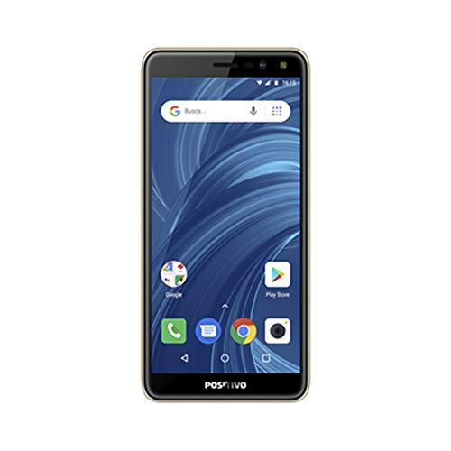 Smartphone Positivo Twist Pro Dual 5.7'' 8MP 32GB - Dourado