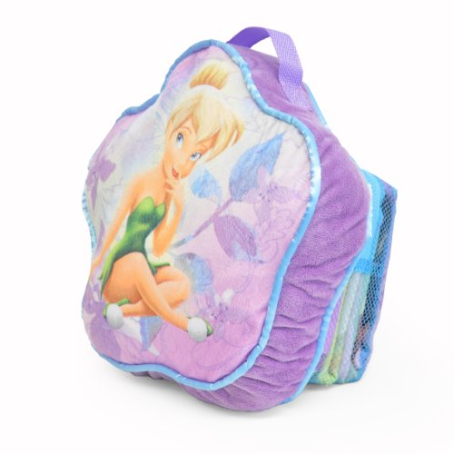Purple Tinker bell and fairy friends sleeping bag