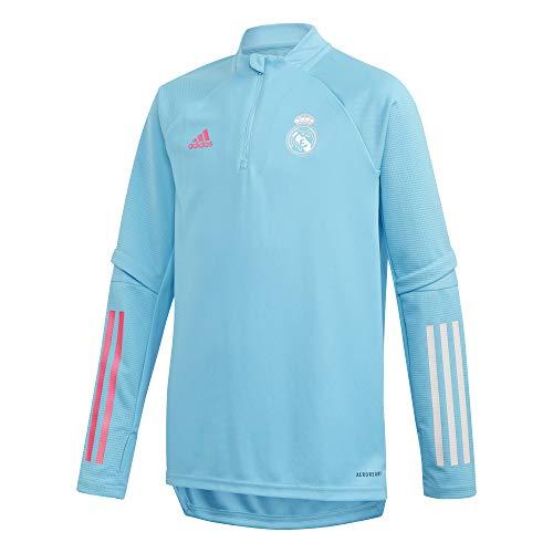 adidas Madrid Temporada 2020/21 Real TR Top Y Sudadera Entrenamiento, Niño, CIABRI, 152