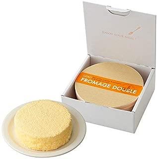 LeTAO(ルタオ) チーズケーキ ドゥーブルフロマージュ ギフト ボックス ホール 4号(2~3人分) 化粧箱入り