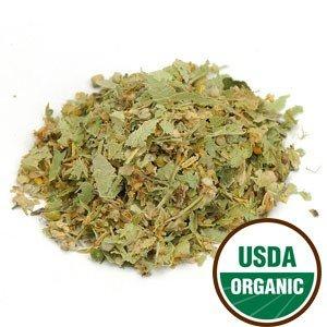 Starwest Botanicals Organic Linden Leaf & Flower C/S, 4 Ounces