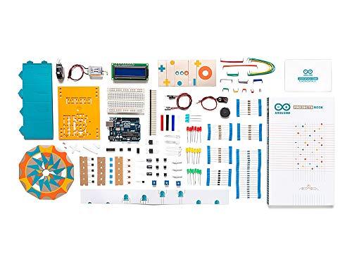 Arduino Paquete Fundamentals [AKX00020]
