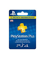 Join your friends in action-packed PS4 online multiplayer. Download two hand-picked games every month for PS4, PS3 and PS Vita, which you can play at any time while you're a PlayStation Plus member.* Save more on PlayStation Store with exclusive disc...