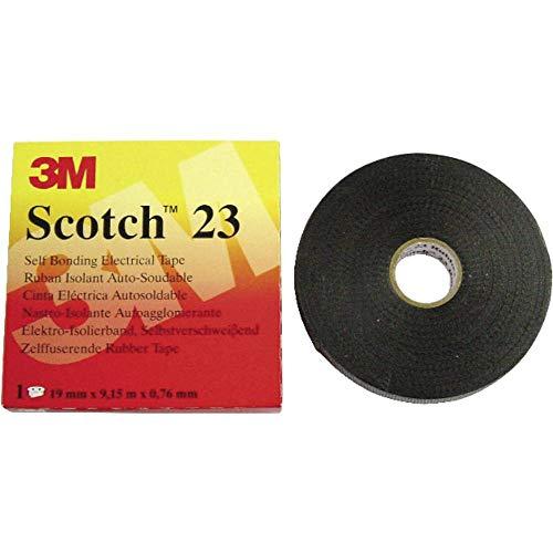 3M HT002001309 23 Scotch Band, Ethylen Propylen Kautschuk, SelbstverschWeißend, 19 mm x 9.15 m