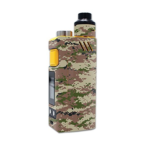 MightySkins Skin Compatible with iJoy RDTA Box 200W – Urban Camo | Protective, Durable, and Unique Vinyl Decal wrap Cover | Easy to Apply, Remove, and Change Styles | Made in The USA