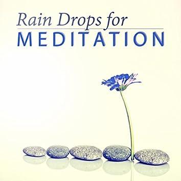 Rain Drops for Meditation - Relaxing Nature Sounds to Calm Down, Yoga & Meditation, Natural Sleep Aids, Rain Sounds
