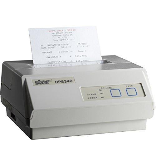 Star Micronics DP8340FD Impresora de Matriz de Punto 406 x