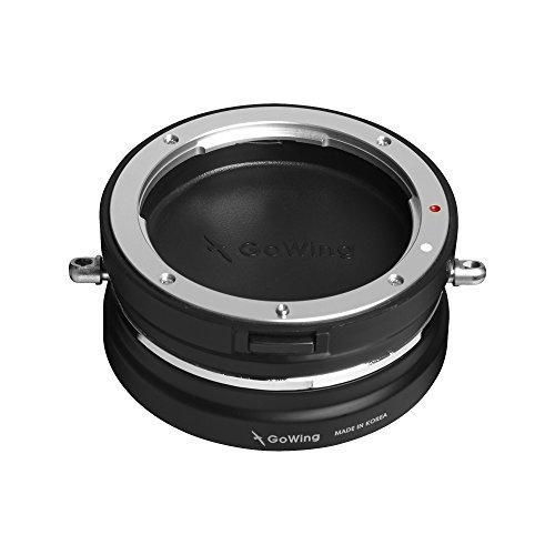 GoWing レンズホルダー・キャップ付き Canon RFマウントレンズ用