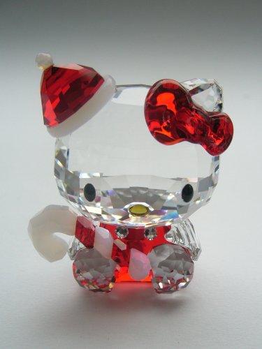Swarovski - Hello Kitty Santa - Weihnachten 2012 - 1142935 - NEU - OVP