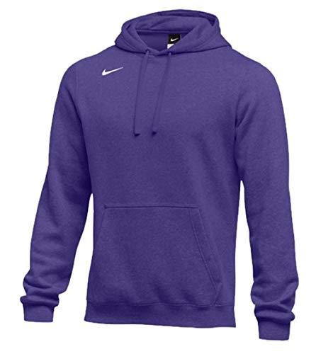 Purple Nike Hoodie Mens
