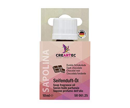 Sapolina-olio di sapone fragranza cioccolato Nero 10 ml